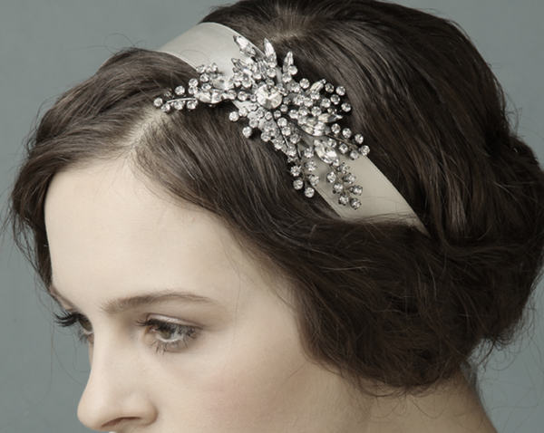 Vintage hair love. (Jennifer Behr)